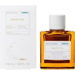 KORRES White Tea Eau De Toilette Γυναικείο Άρωμα 50ml