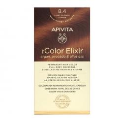 Apivita My Color Elixir 8.4 Ξανθό Ανοιχτό Χάλκινο 125ml