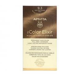 Apivita My Color Elixir 9.3 Ξανθό Πολύ Ανοιχτό Χρυσό 125ml
