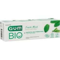 GUM Bio Fresh Mint Οργανική Οδοντόκρεμα με Αλόη 75ml