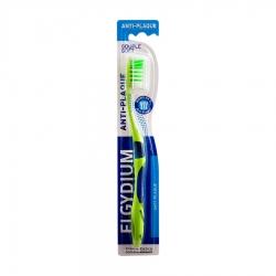 Elgydium Anti-Plaque Soft Οδοντόβουρτσα Πράσινο 1τμχ