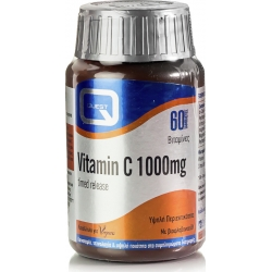 Quest Vitamin C Timed Release 1000mg 60 ταμπλέτες