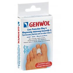 Gehwol Corn Protection Ring G Small Προστατευτικός Δακτύλιος Κατά των Κάλων Τύπου G 3τμχ