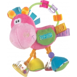 Playgro Clopette Activity Rattle Pink Κουδουνίστρα Δραστηριοτήτων Αλογάκι 1τμχ