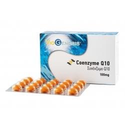 Viogenesis Coenzym Q10 100mg 60 μαλακές κάψουλες
