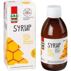 Kaiser 1889 Kids Syrup Φυσική Γεύση 200ml Φυτικό σιρόπι για τον βήχα
