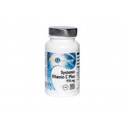 Viogenesis Systemic Vitamin C Plus 915mg 120 ταμπλέτες
