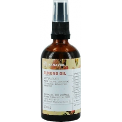 Kanavos Almond Oil Αμυγδαλέλαιο 100ml
