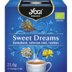 Yogi Tea Sweet Dreams 12 Φακελάκια