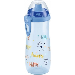 Nuk First Choice Sports Cup 36m+ Happy Blue 450ml