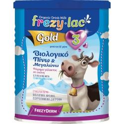 Frezyderm Γάλα σε Σκόνη Frezylac Gold 3 12m+ 900gr