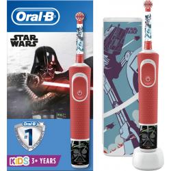 Oral-B Star Wars Kids 3+ Years & Travel Case