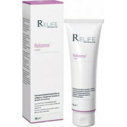 Relife Relizema Cream, Συμπτωματική Θεραπεία Δερματίτιδας 100ml