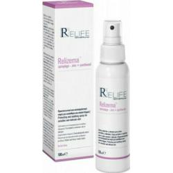 Relife Relizema Spray & Go-Zinc+Panthenol 100ml