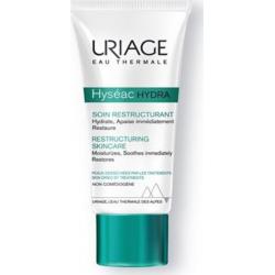 Uriage Hyseac Hydra (R) Restructurant Creme 40ml Κρέμα για την Ξηρότητα από Θεραπείες Ακμής 40ml
