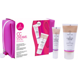 Youth Lab. CC Complete Cream Spf30 50ml & Eye Cream 15ml For Normal To Dry Skin