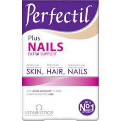 Vitabiotics Perfectil Plus Nails 60 ταμπλέτες