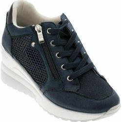 Sunshine Γυναικεία Ανατομικά Sneakers 2627 Μπλε