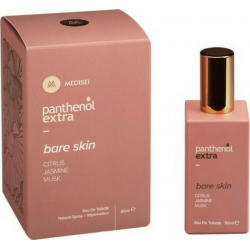 Medisei Panthenol Extra Bare Skin Eau de Toilette 50ml