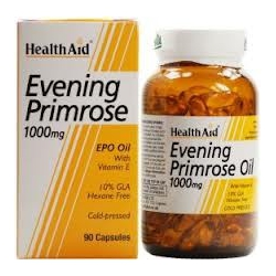 Healtaid Evening Primrose Oil 1000mg