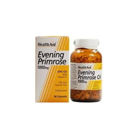 Healtaid Evening Primrose Oil 1000mg 30 κάψουλες
