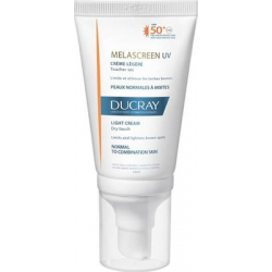 Ducray Melascreen uv Spf 50+ Legere Cream Λεπτή Υφή 40ml