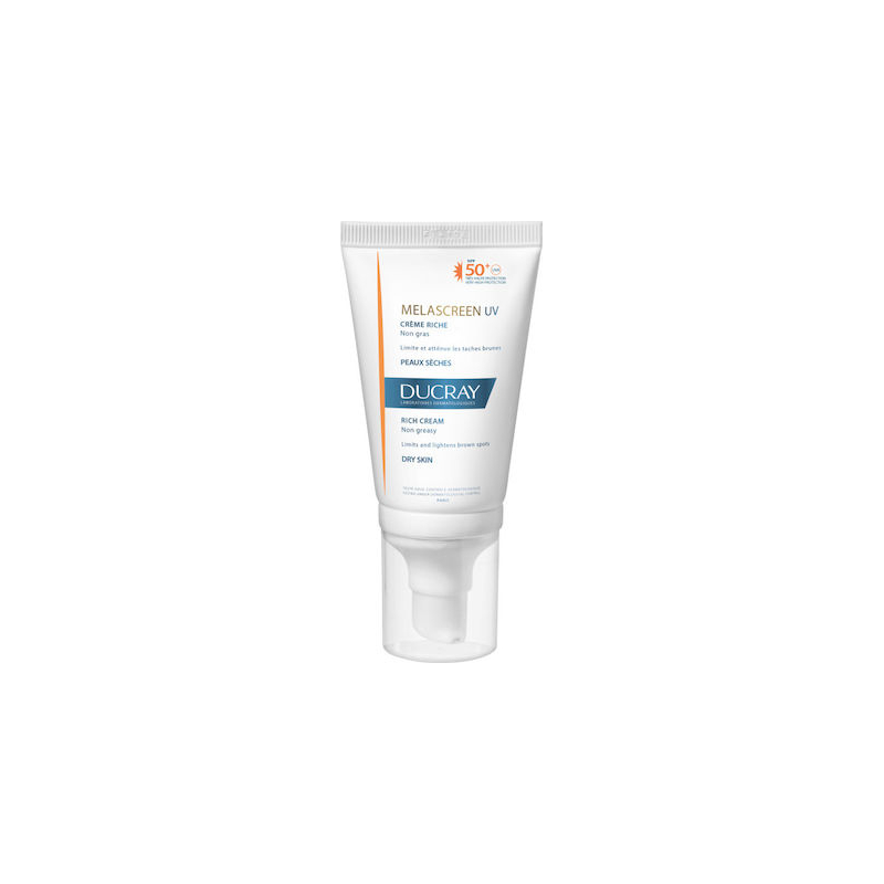 Ducray Melascreen uv spf 50+ Riche Cream 40ml