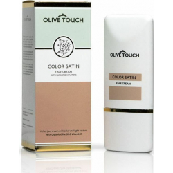 Olive Touch Color Satin Face Cream 50ml
