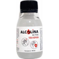 Epsilon Health Alcolina Active Gel Χεριών 100ml