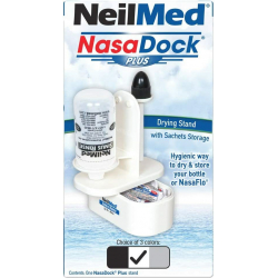 NeilMed Nasa Dock Plus Drying Stand with Packet Storage 1τμχ