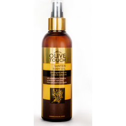 Olive Touch Λάδι Μαυρίσματος 200ml