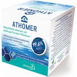 Athomer Φακελάκια Αλατιού για Διάλυμα Ρινικών Πλύσεων 50τμχ x 2.5gr