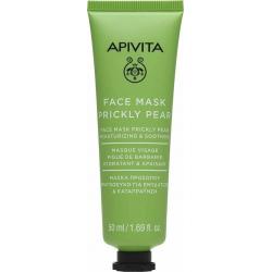 Apivita Express Beauty Μάσκα Ενυδάτωσης & Αναζωογόνησης Φραγκόσυκο 50ml