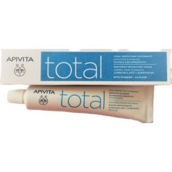 Apivita Total Οδοντόκρεμα για Ολοκληρωμένη Προστασία 75ml