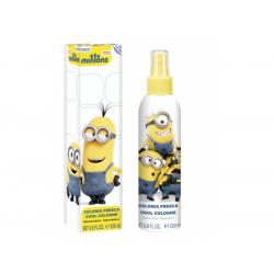 Air Val Minions Cool Spray Eau De Toilette for kids 200ml