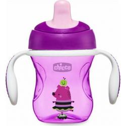 Chicco Training Cup 6m+ Purple Pig 200ml