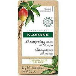 Klorane Shampoo Bar with Mango 80gr