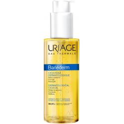 Uriage Bariederm Dermatological Cica Oil Λάδι Για Ραγάδες Και Ουλές 100ml