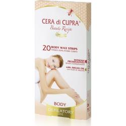 Cera di Cupra Wax Body Strips 20τμχ