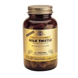 Solgar Milk Thistle 100 φυτικές κάψουλες
