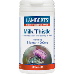 Lamberts Milk Thistle 8500mg 90 ταμπλέτες
