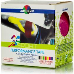 Master Aid Performance Tape 5cm x 5m Ροζ