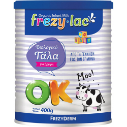 Frezyderm Γάλα σε Σκόνη Frezylac OK 0m+ 400gr