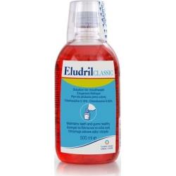 Elgydium Eludril Classic Στοματικό Διάλυμα για την Οδοντική Πλάκα 500ml