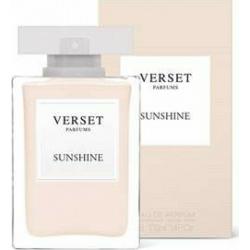 Verset Sunshine Eau de Parfum 100ml