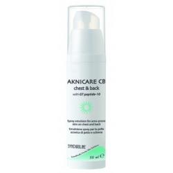 Synchroline Aknicare Chest & Back Γαλάκτωμα σε Spray 100 ml