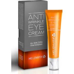 Helenvita Anti-Wrinkle Eye Cream 15ml Αντιρυτιδική Κρέμα Ματιών