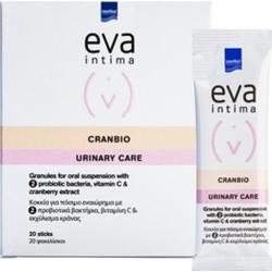 Intermed Eva Intima Cranbio 20 φακελίσκοι