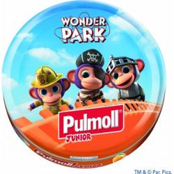 Pulmoll Junior Πορτοκάλι & Βιταμίνες A, C, E Καραμέλες για Παιδιά για την Ενίσχυση της Άμυνας του Οργανισμού 50gr