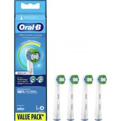 Oral-B Ανταλλακτικές Κεφαλές Precision Clean 4τμχ